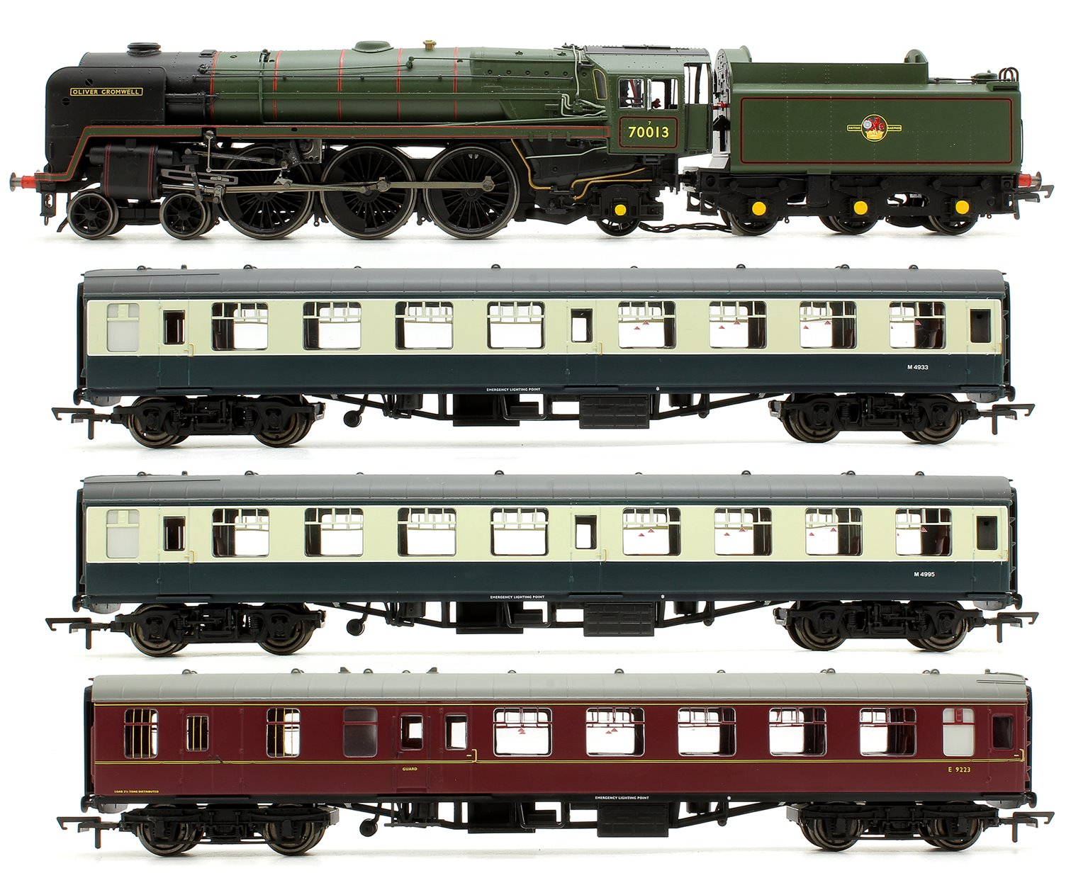 The 15 Guinea Special Train Pack