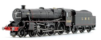 LMS Black Class 5MT 4-6-0 Steam Locomotive No.5089