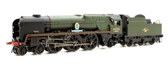 BR, Rebuilt Battle of Britain Class, 4-6-2, 34050 Royal Observer Corps