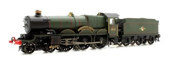 'Abergavenny Castle' BR Green (Late) 4-6-0 Castle Class Locomotive No.5013