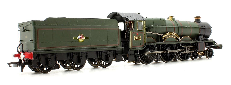 'Abergavenny Castle' BR Green (Late) 4-6-0 Castle Class Locomotive No.5013