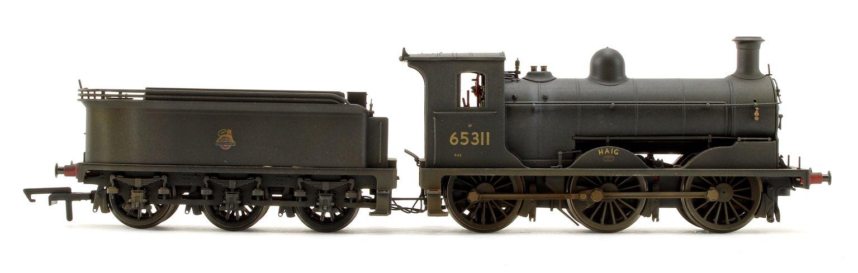 Custom Weathered BR Black Class J36 'Haig' 0-6-0 Steam Locomotive No.65311