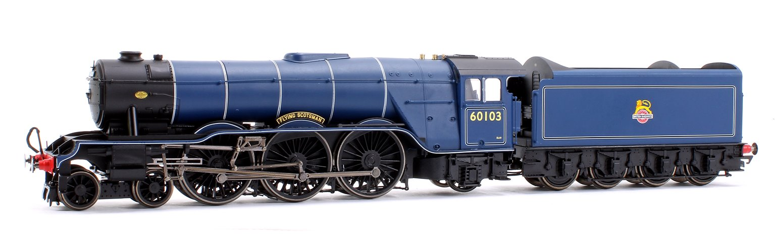 BR Blue (Early) Class A3 'Flying Scotsman' 4-6-2 Steam Locomotive No.60103