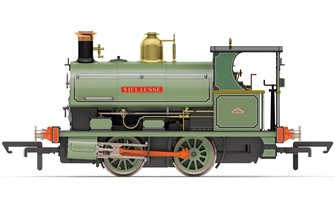 "Peckett Willians and Robinson No. 882/1902 ""NICLAUSSE"" 0-4-0ST"