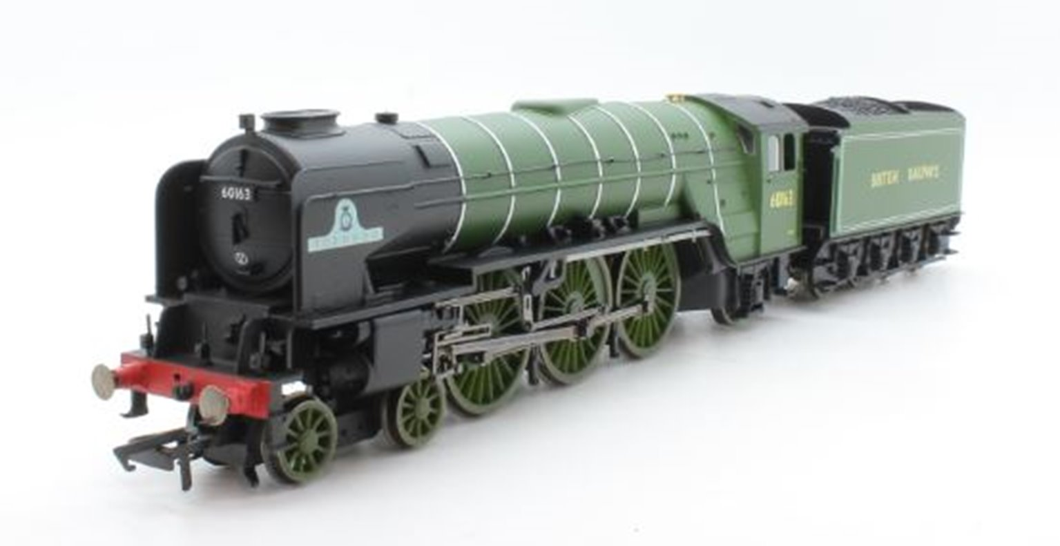 BR 'Tornado'  Peppercorn A1 Class 4-6-2 Steam Locomotive 60103