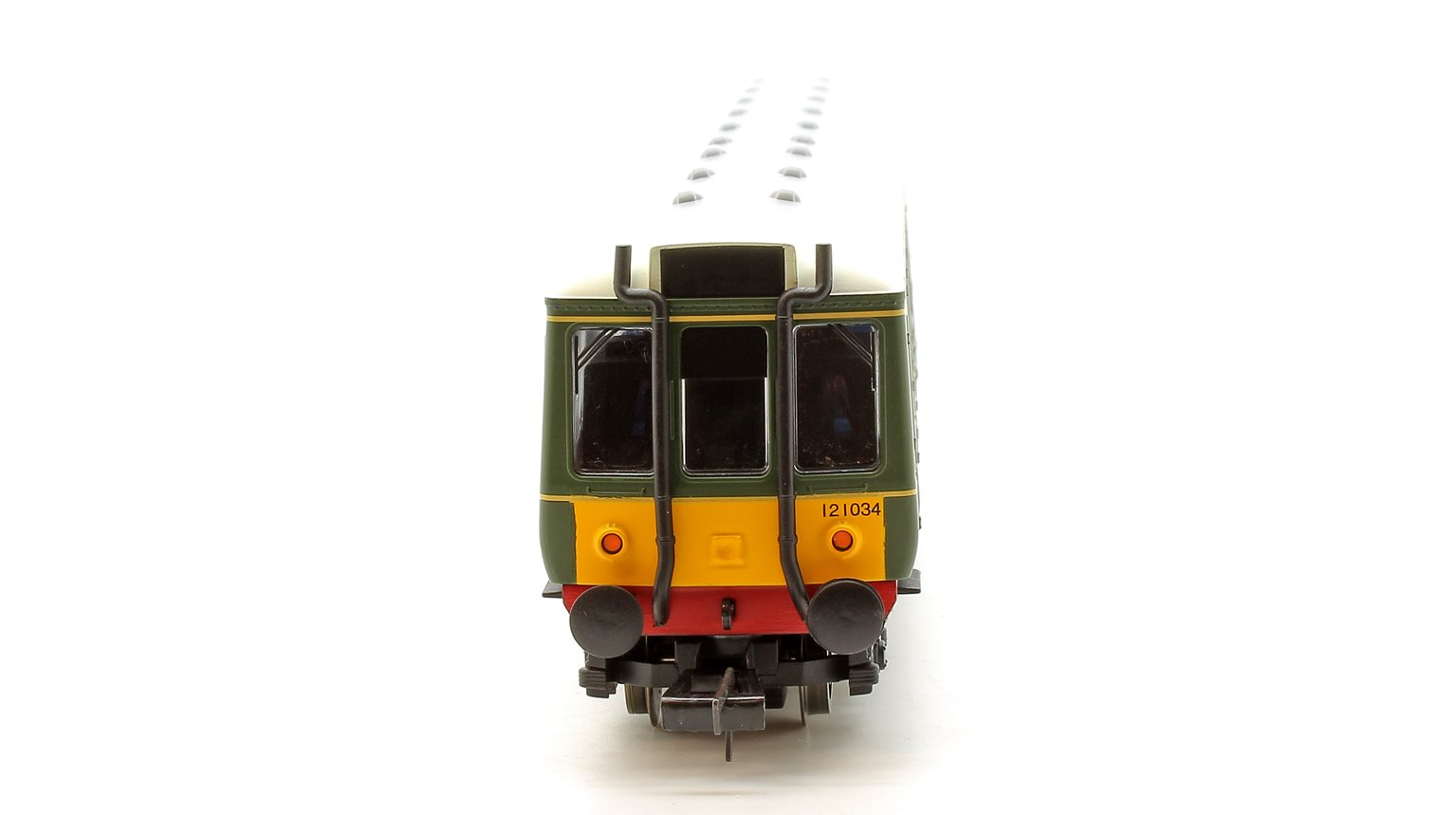 Chiltern, Class 121, Driving Motor Brake Second, 121034