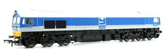 Hornby Class 59 004 'Paul A.Hammond' Yeoman Aggregates Co-Co Diesel Locomotive