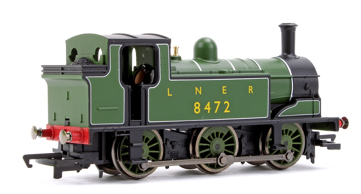 Class J83 LNER Green 0-6-0 Tank Locomotive No.8472