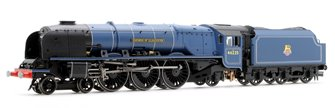 BR Blue 'Duchess of Gloucester' Princess Coronation Class 4-6-2 Steam Locomotive No.46225