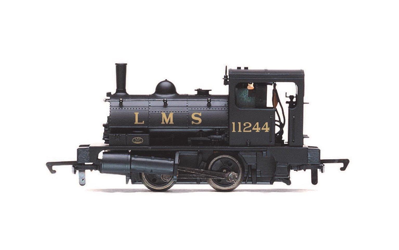 LMS, Class 21 'Pug', 0-4-0ST, 11244