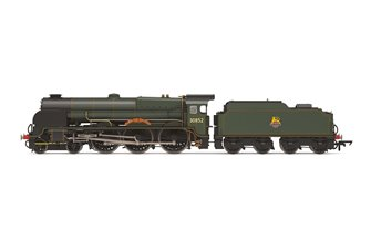 BR (Early), Lord Nelson Class, 4-6-0, 30852 'Sir Walter Raleigh'