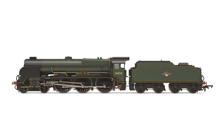 BR (Late), Lord Nelson Class, 4-6-0, 30859 'Robert Blake'