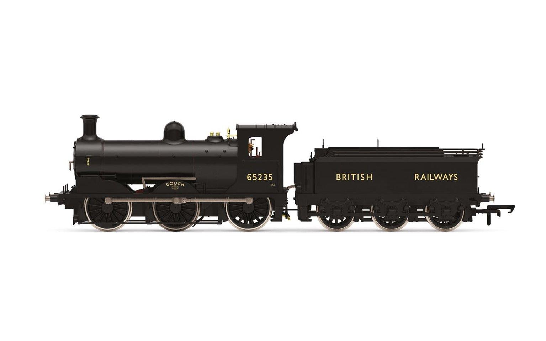 LNER, J36 Class, 0-6-0, 65235 'Gough'