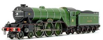 'Flying Scotsman' LNER Green Class A1 4-6-2 Steam Locomotive No.4472