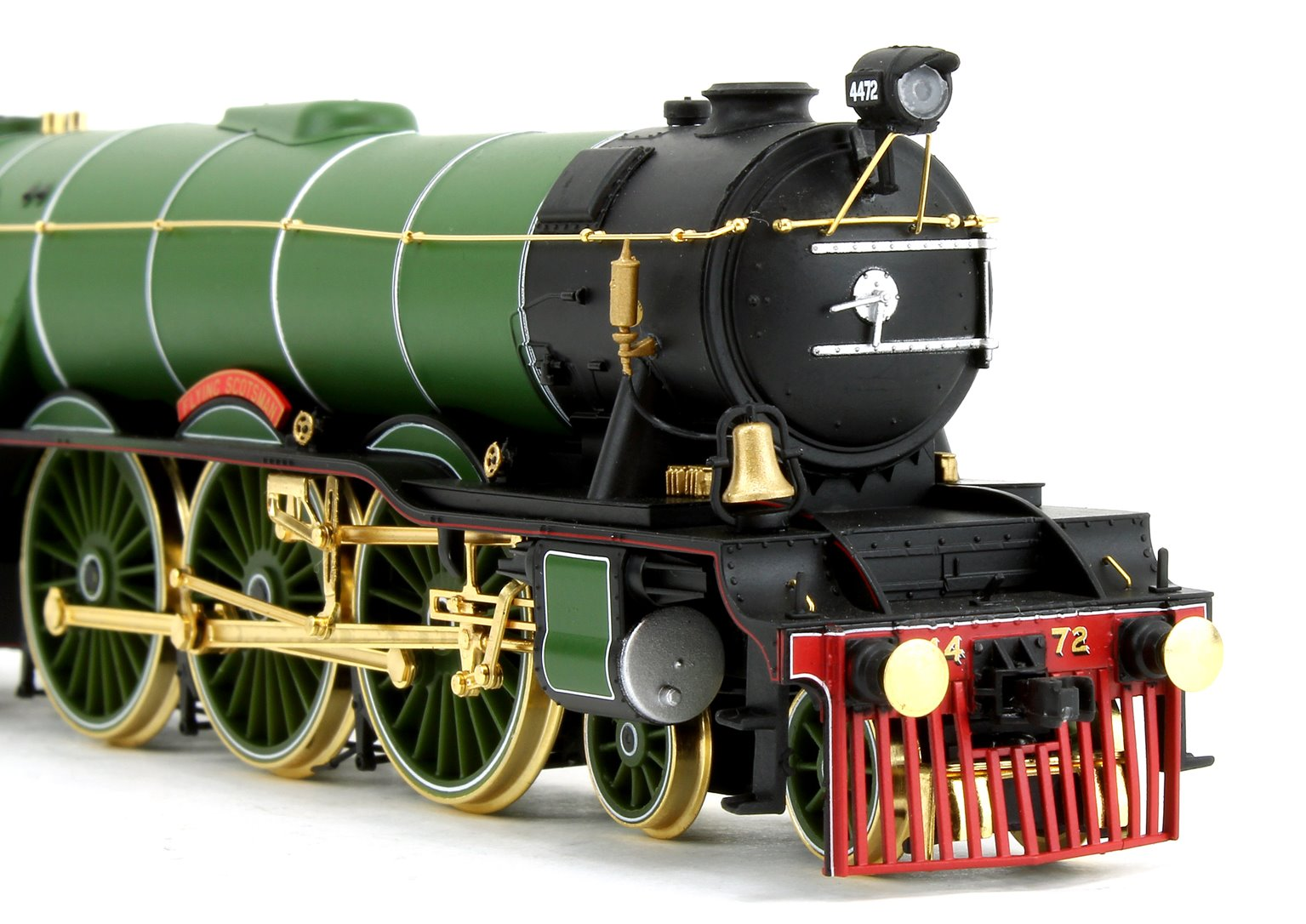 Alan Pegler USA Tour 'Flying Scotsman' LNER Green Class A3 Twin Tendered 4-6-2 Locomotive No.4472 (Gold Plated)