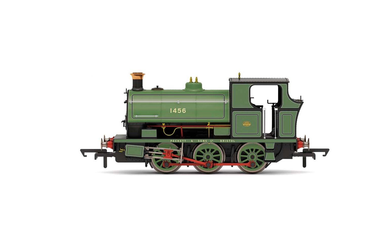 Bloxham & Whiston Ironstone Co. Ltd, Peckett B2 Class, 0-6-0ST, 1456/1918
