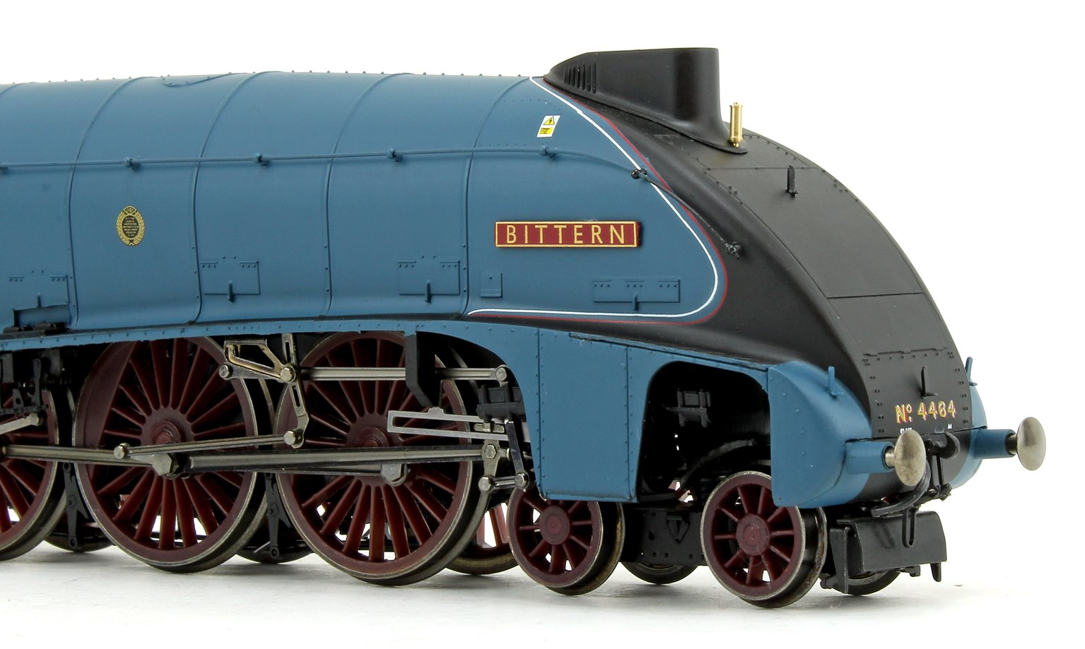 1:1 Collection Limited Edition 'Bittern' LNER Blue Class A4 Twin Tendered 4-6-2 Steam Locomotive No.4464