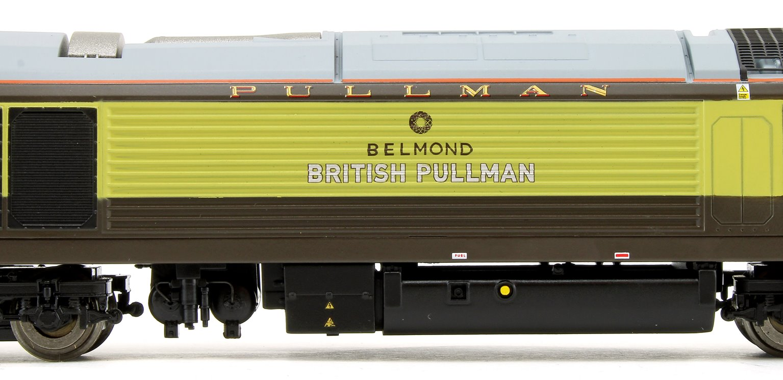 Class 67024 'Belmond British Pullman' DB Cargo UK Bo-Bo Diesel Locomotive