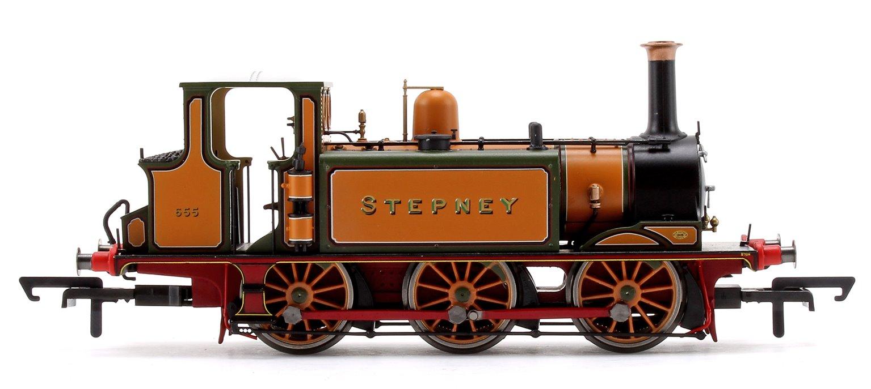 'Stepney' LBSCR Stroudley AI/AIX Class Terrier 0-6-0 Locomotive No.655