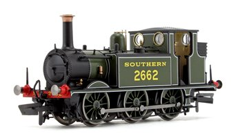 Southern Railway SR Green 0-6-0 Terrier Locomotive No.2662