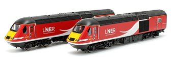 LNER HST Class 43 Power Cars Pack (43315 & 43309)