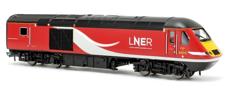 LNER HST Class 43 Power Cars Pack (43315 & 43309)
