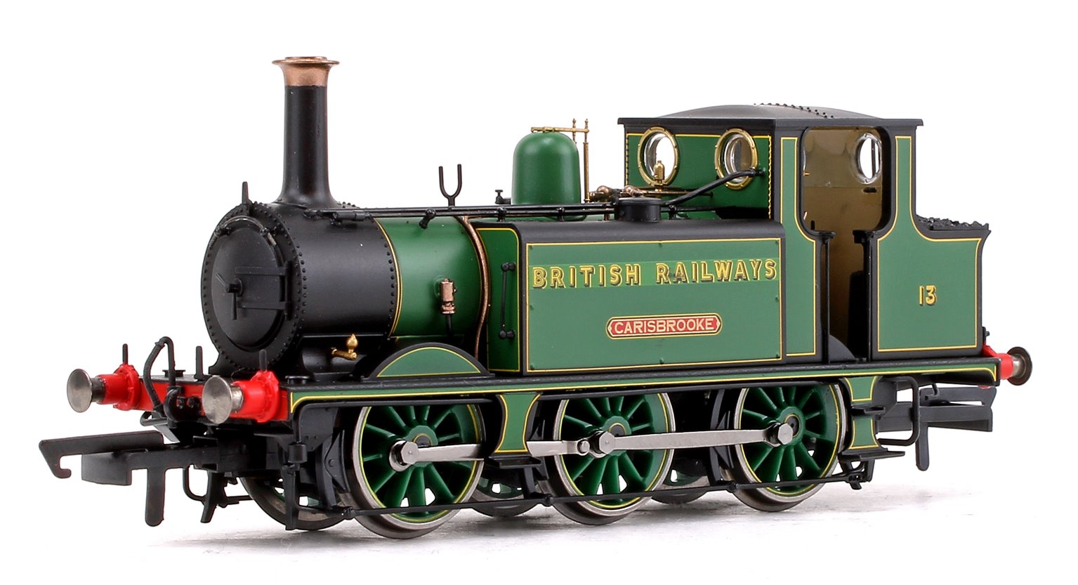'Carisbrooke' British Railways Transitional 0-6-0 Terrier Locomotive No.13