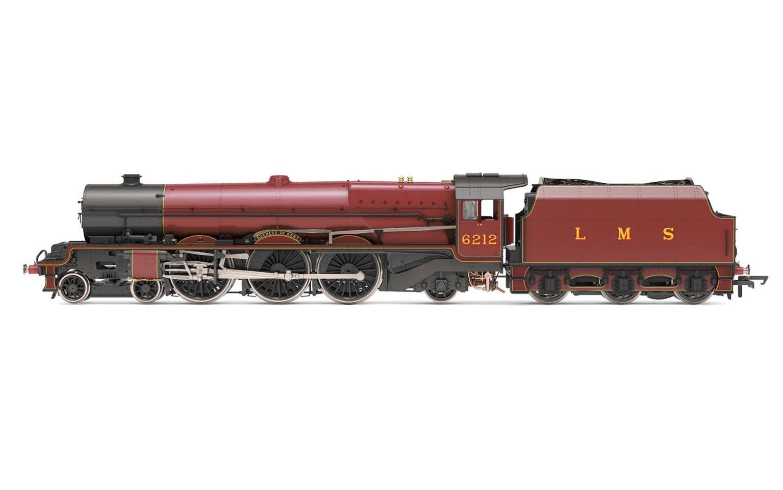 LMS, Princess Royal Class, 4-6-2, 6212 'Duchess of Kent'