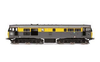 BR, Class 31, A1A-A1A, 31147 'Floreat Salopia'