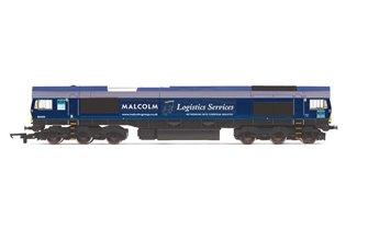 DRS Malcolm Logistics Services Class 66, Co-Co, 66405