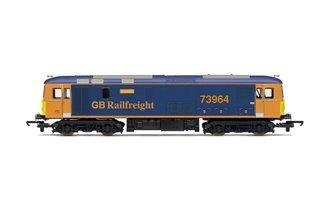 GBRf, Class 73, Bo-Bo, 73964 'Jeanette'