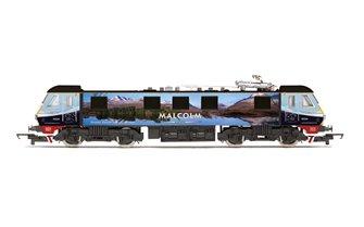 Malcolm Rail, Class 90, Bo-Bo, 90024