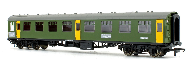 BR Departmental, ex-Mk1 SK Ballast Cleaner Train Staff Coach, DB 975804