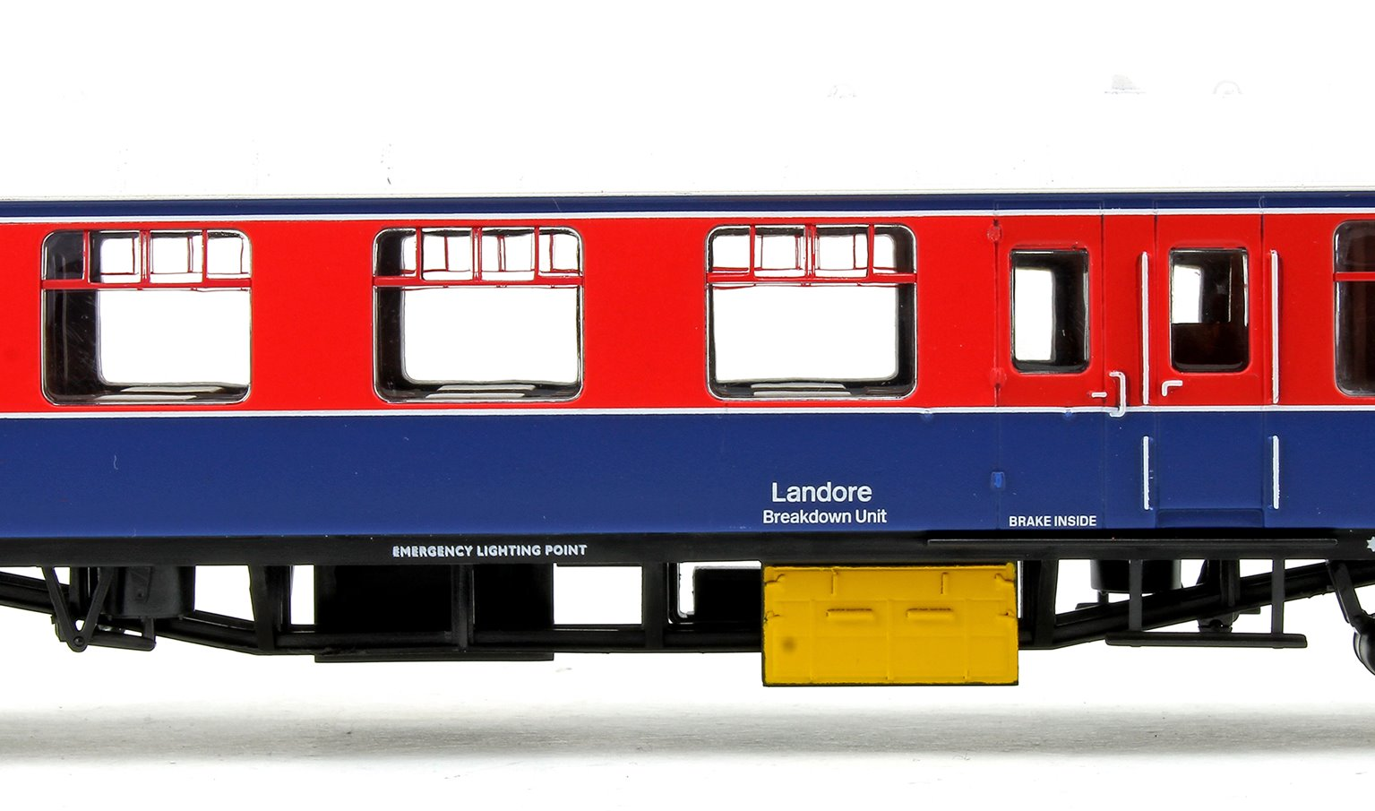 BR Departmental, ex-Mk1 BSO Landore Breakdown Unit, ADB 975082
