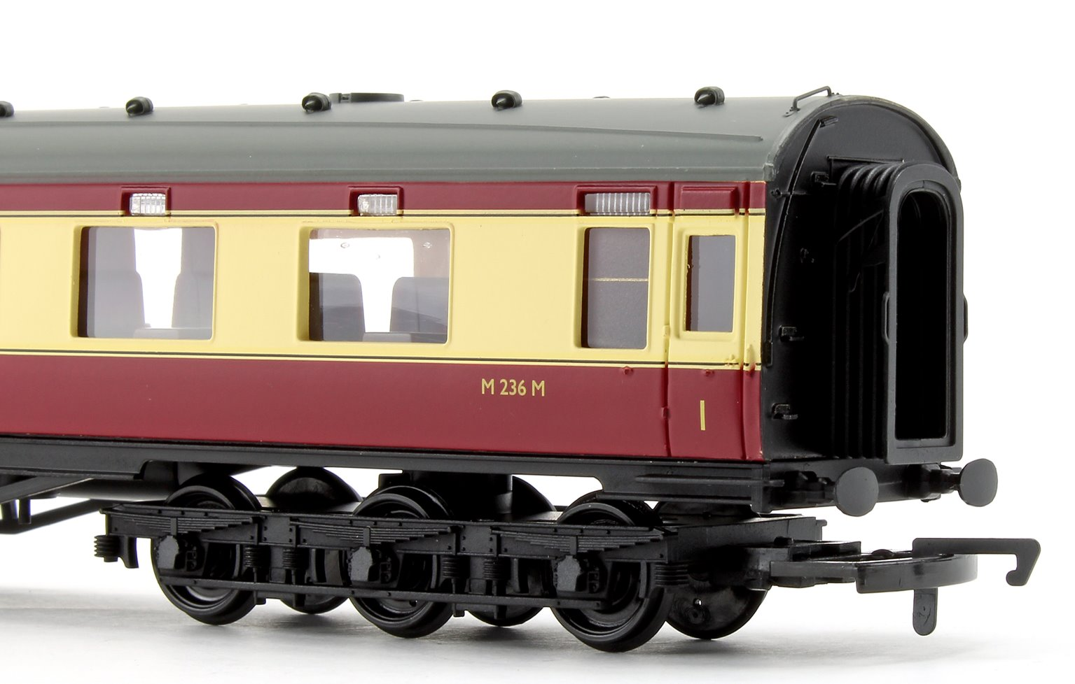 BR Period II 68ft Dining/Restaurant Car M236M