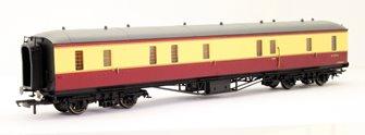 BR, 63' Hawksworth Passenger Brake, W829W