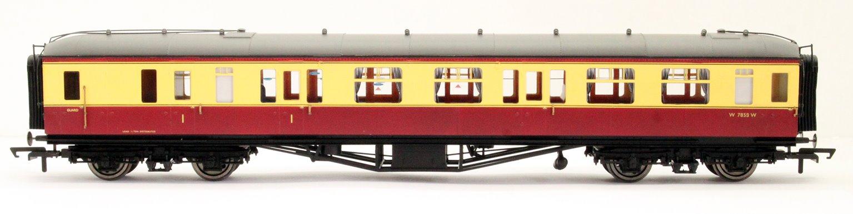 BR, 63' Hawksworth Brake Composite, W7858W