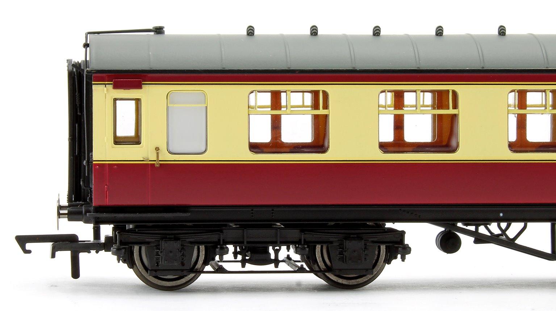 BR (exLMS) Period III Corridor 3rd Class Coach M2139M