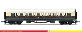 GWR Composite Coach
