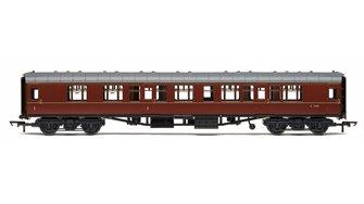 BR Mk1 Coach Corridor Composite 'E15481', Maroon (no crest)