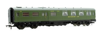 SR Green Maunsell Kitchen/Dining First Coach No.7869