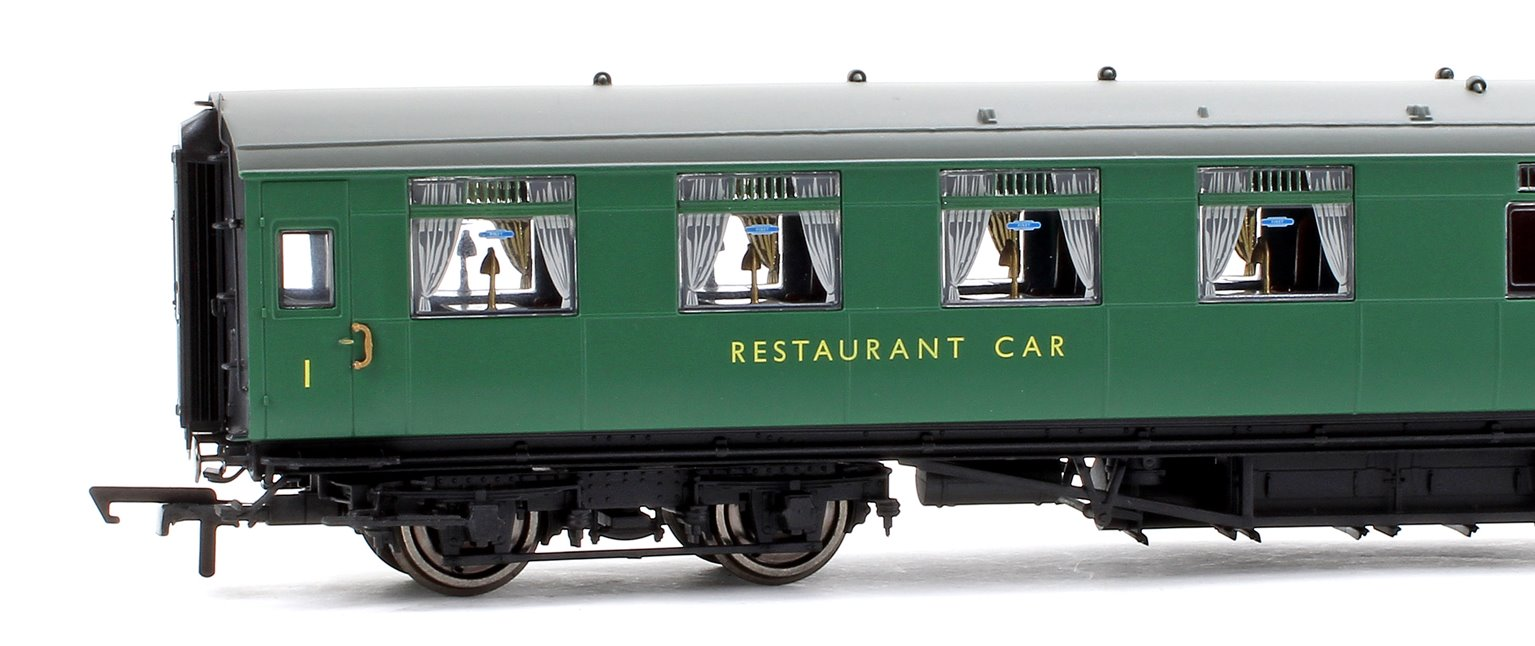 BR Maunsell Kitchen/Dining First Class Coach No.S7858S