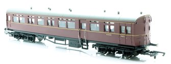 BR, 63' Collett A30 Autocoach, W193W