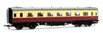 BR (exSR) Crimson/Cream Maunsell Open Second Coach S1346S