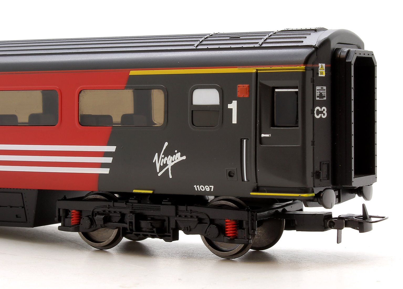 Virgin Trains, Mk3 First Open (FO), 11097