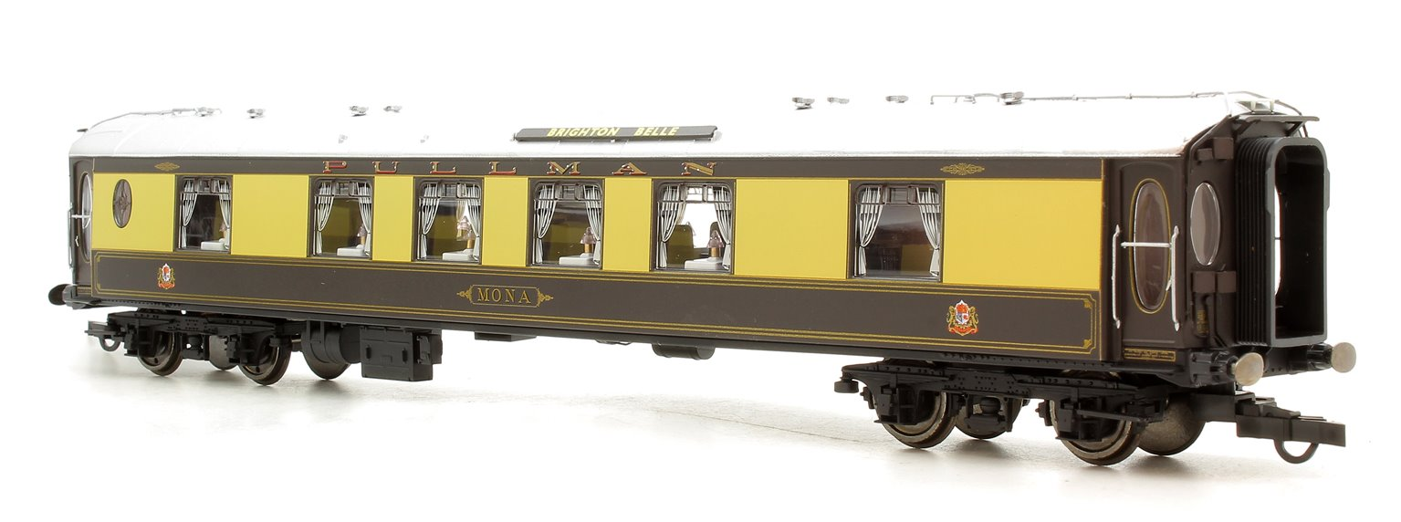 5-BEL 'Brighton Belle' Coach Pack
