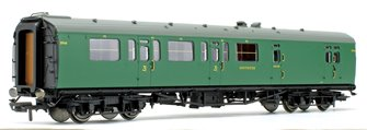 SR 59' Bulleid Suburban Corridor Brake Third #2846