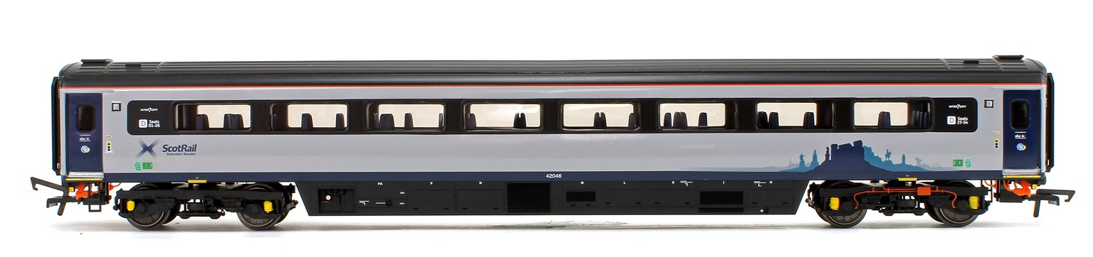 ScotRail Mk3 Sliding Door TSL Trailer Standard (Toilet) Coach No.42046
