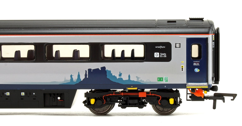 ScotRail Mk3 Sliding Door TSL Trailer Standard (Toilet) Coach No.42046