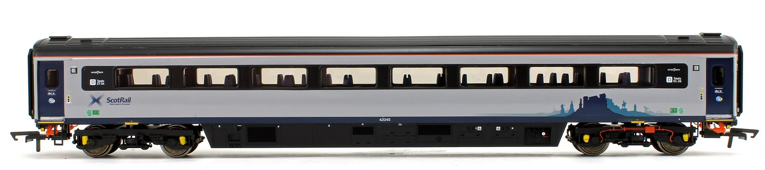 ScotRail Mk3 Sliding Door TSL Trailer Standard (Toilet) Coach No.42045